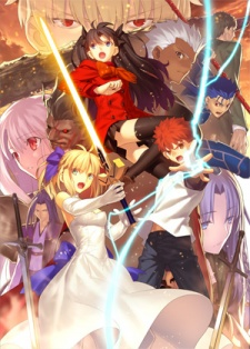 Fate/stay night: Unlimited Blade Works (TV) 2nd Season - Sunny...
