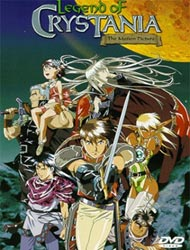 Legend of Crystania: The Motion Picture (Dub)