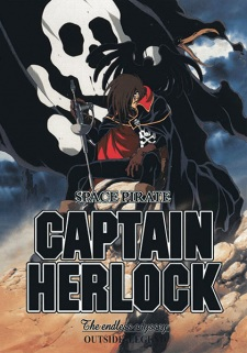 Space Pirate Captain Herlock: Outside Legend - The Endless Odyssey